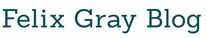 Felix Gray Blog