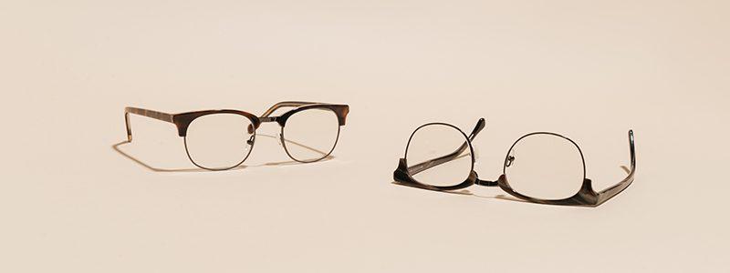 Felix Gray Brown Kepler Tortoise Glasses